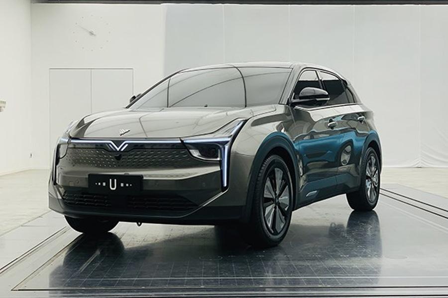 上海车展开启预售 合众汽车第二款车型正式亮相
