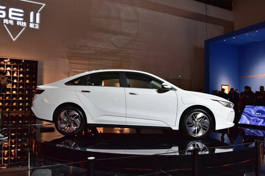 自主品牌当先 四月份即将上市的几款高颜值车型