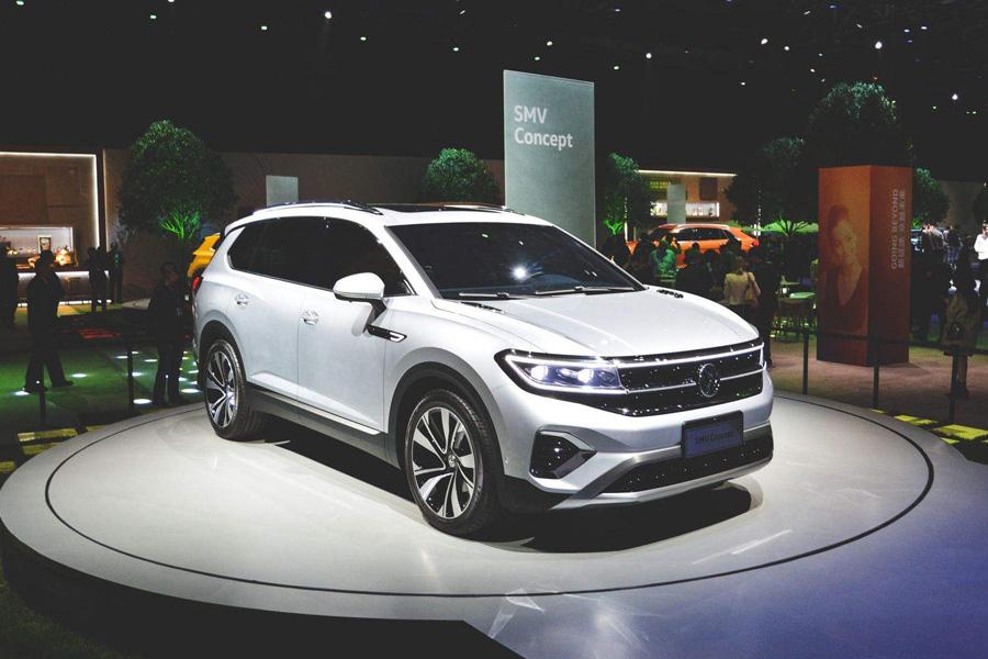 多款全球首发车型亮相 大众品牌SUV之夜于上海举行