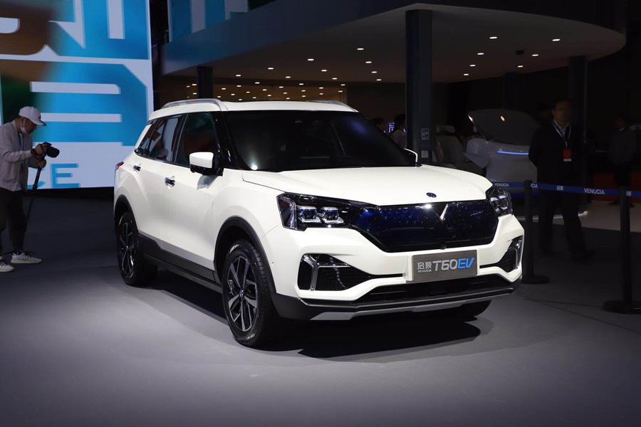 三款新车年内上市 曝东风启辰新能源产品规划
