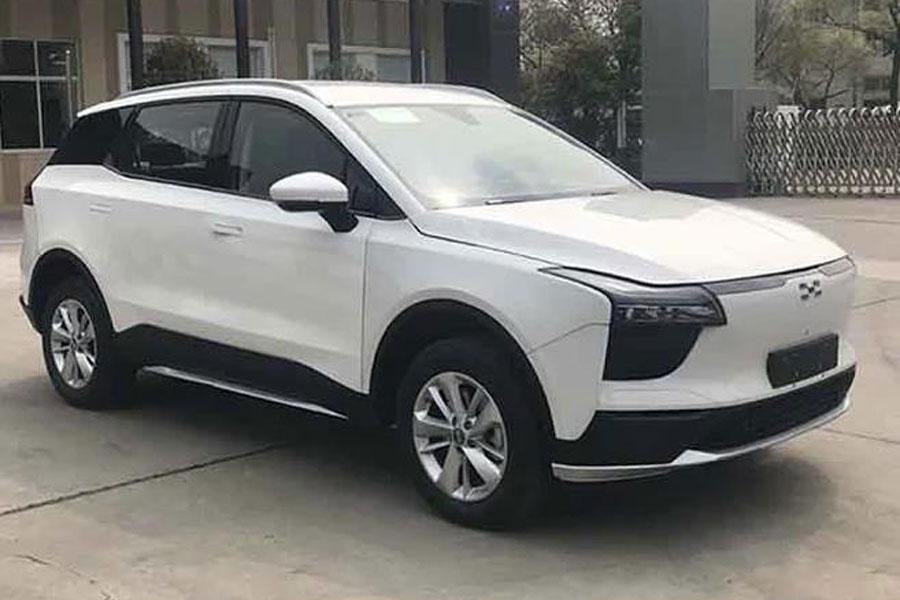 或将于2019下半年正式上市 爱驰汽车U5申报图曝光