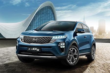 智能辅助系统 新一代KX5四驱车型5月27日上市