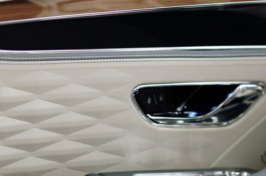 豪华感再进化 全新一代宾利飞驰将于明日首发