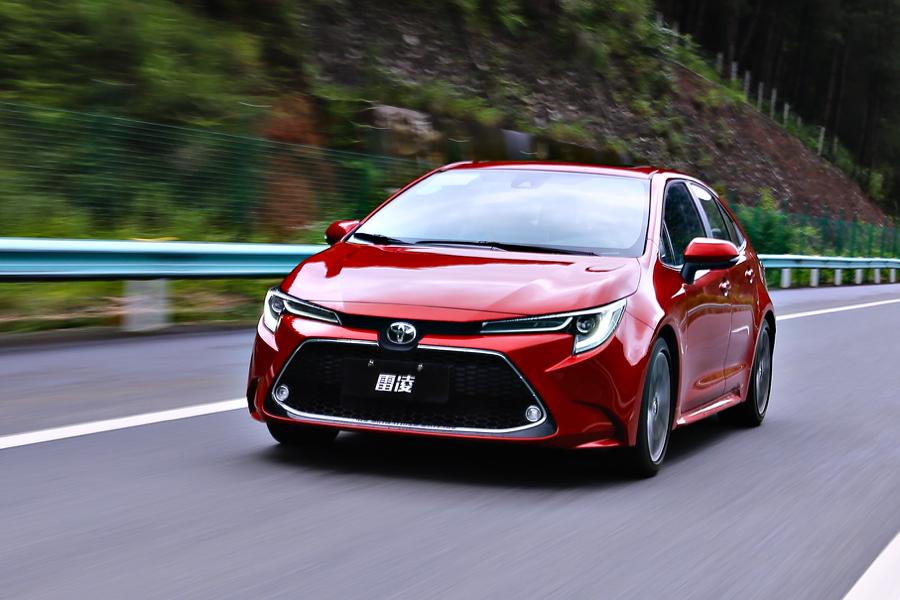 不同以往的酷炫 试驾广汽丰田全新换代雷凌