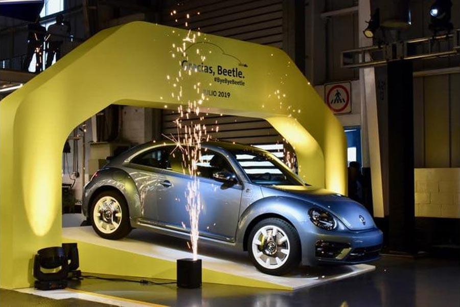 历经三代产品演化 大众甲壳虫于本月正式宣告停产