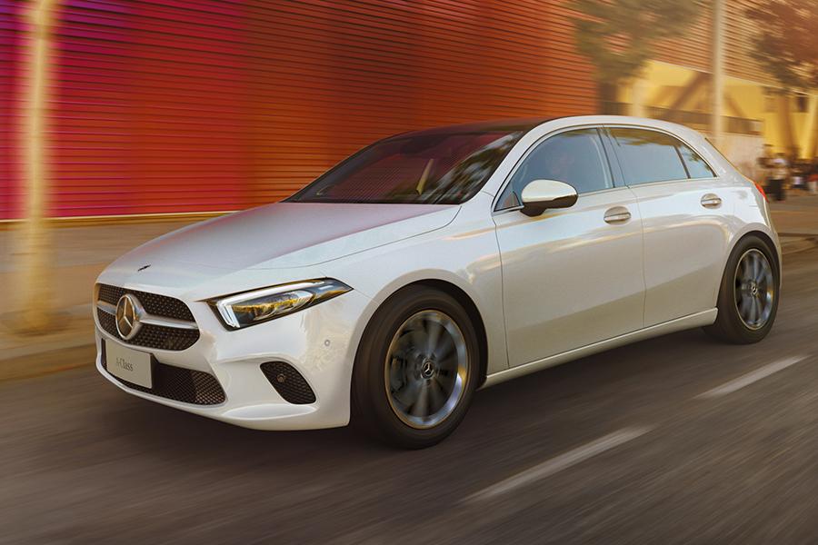 售价25.78-27.38万 全新奔驰A级两厢正式上市