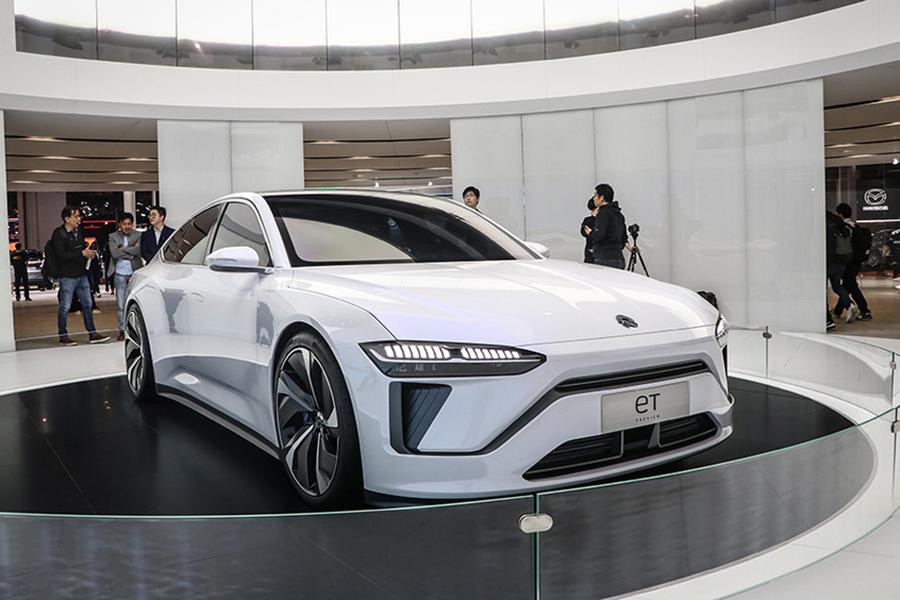 蔚来旗下纯电动轿车ET曝出新消息 年底上市无望