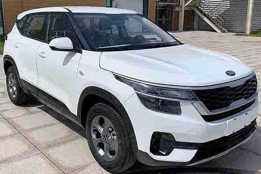 将于2019成都车展发布 国产全新起亚KX3申报图