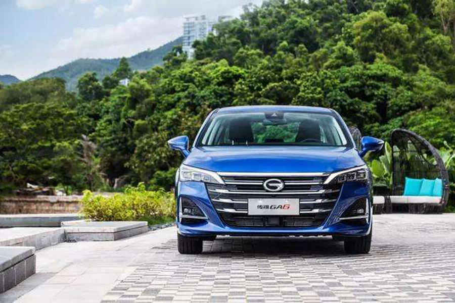 预售11.68万元起 广汽传祺全新一代GA6今日上市