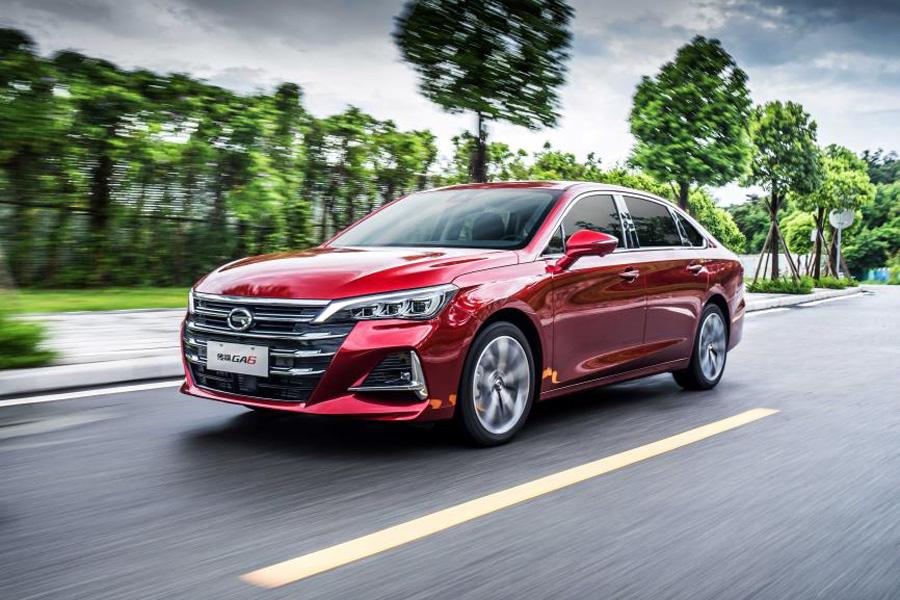 售价10.88万元起 广汽传祺全新一代GA6正式上市