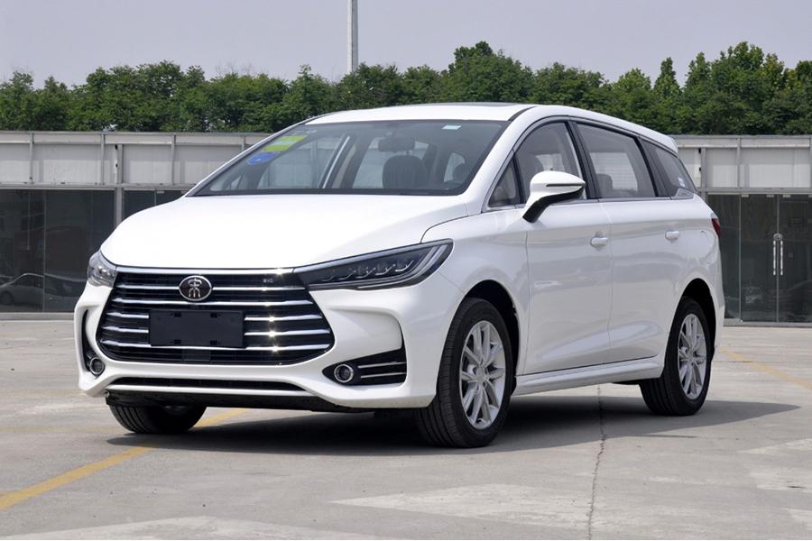 售价11.99万元 比亚迪宋MAX新增车型正式上市