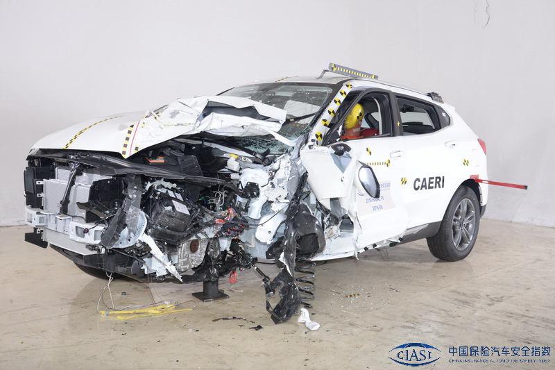 哈弗F5中保研碰撞结果出炉 低速碰撞拿到P却号称最安全SUV
