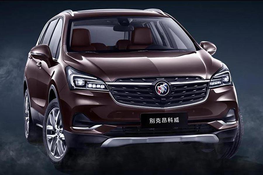 将于2019广州车展亮相 新款别克昂科威官图发布