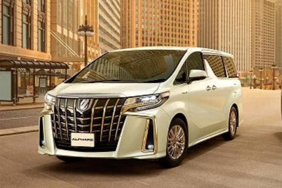 丰田新款埃尔法日本售价曝光 将于12月18日发布