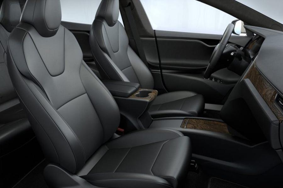 空间更大舒适性更高!特斯拉更新Model S前排座椅