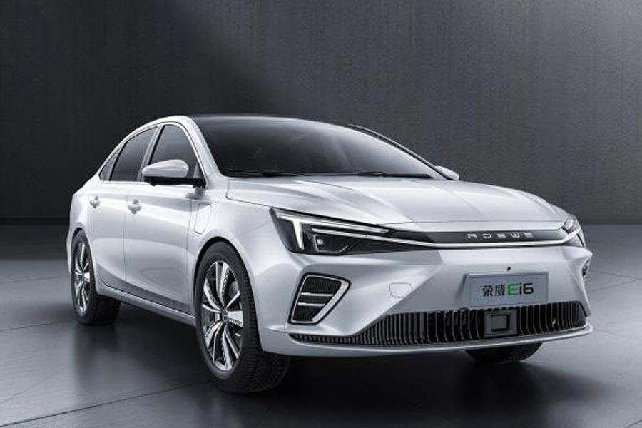 将于2020北京车展正式亮相 荣威Ei6最新消息
