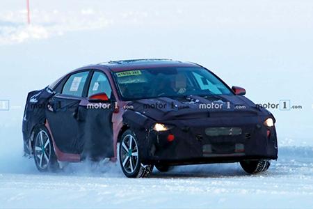 搭1.2T和1.6T引擎 现代新一代伊兰特今年底推出
