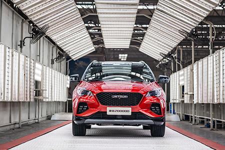 预售9.1-12.9万元 捷途X70 Coupe预售价公布