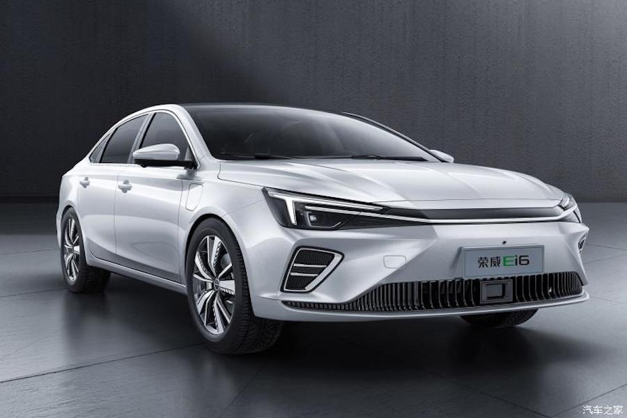 北京车展被推迟 荣威Ei6预计2020上半年上市