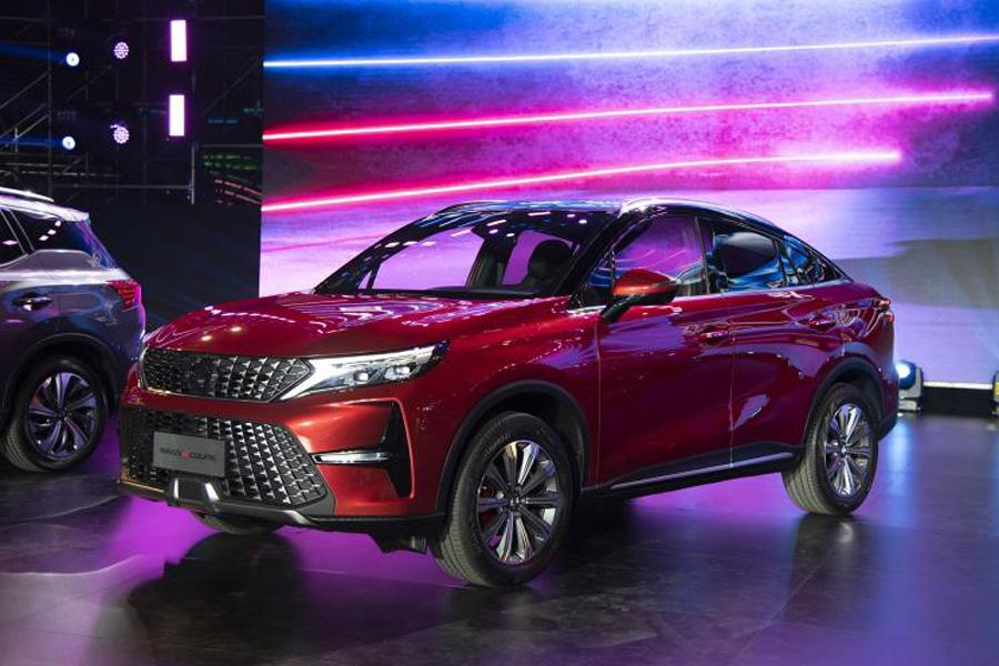 将于5月中旬正式上市 广汽传祺GS4 Coupe最新消息
