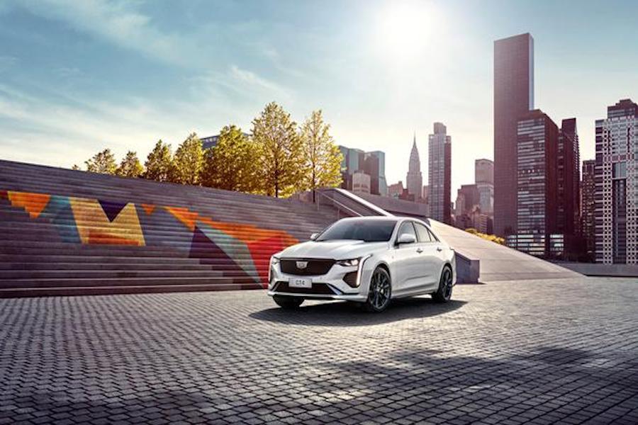 全新2.0T发动机 国产凯迪拉克CT4将于4月8日上市