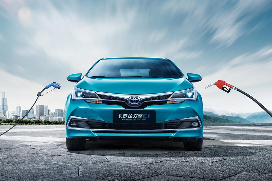 补贴后18.18万元 丰田卡罗拉双擎E+新增舒适版