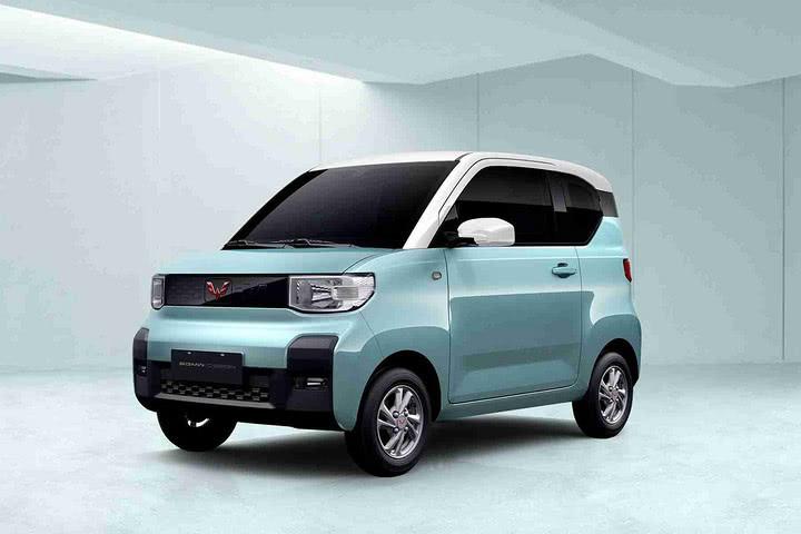主打城市代步 五菱宏光MINI EV将推3种配置车型