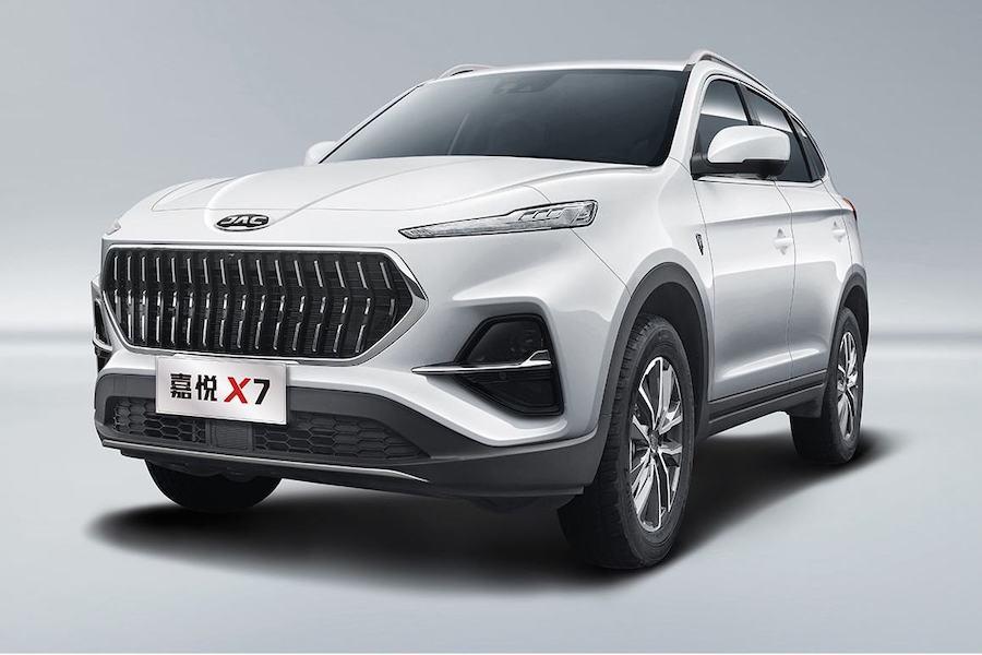 正式开启3.0时代 江淮全新SUV嘉悦X7于今日上市