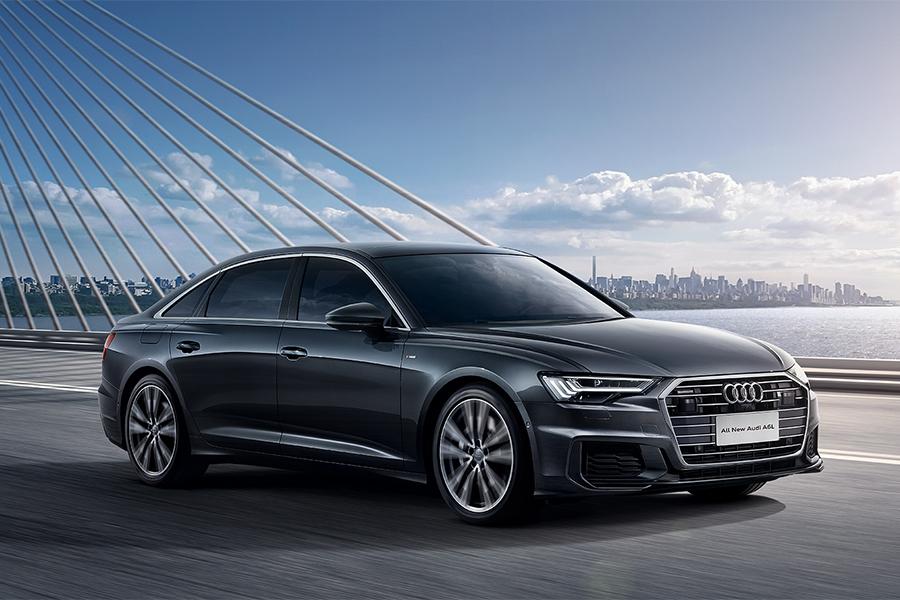 共推出12款车型 2020款奥迪A6L售40.98-65.38万