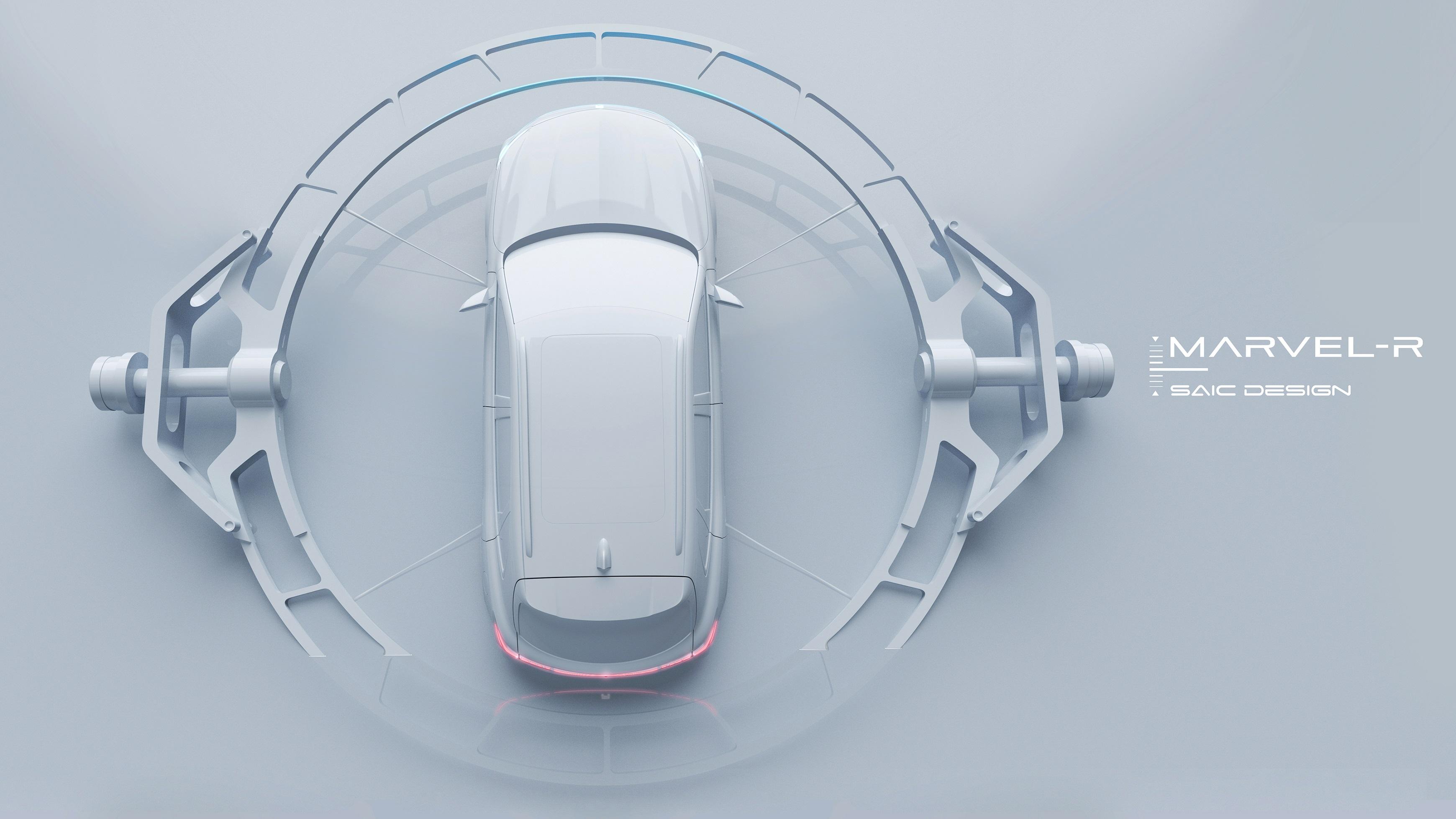 首款5G量产车 荣威MARVEL-R将于5月10日亮相