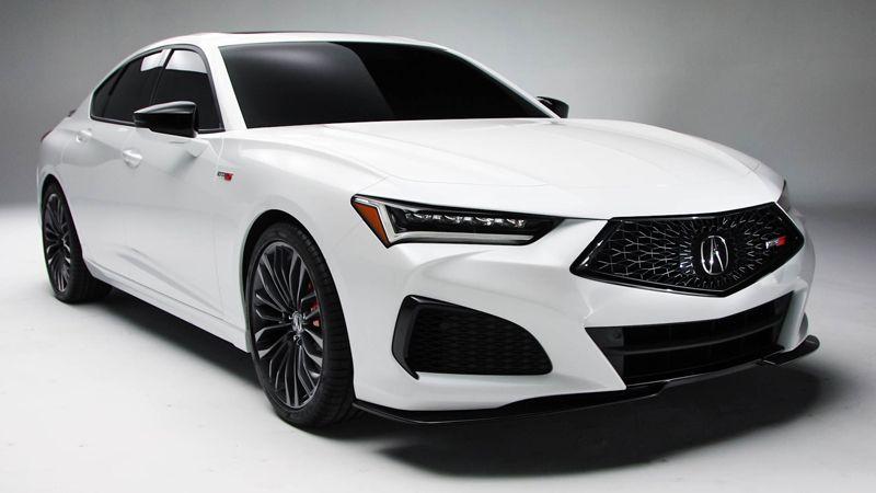 讴歌TLX Type S即将开售 售价低于5万美元