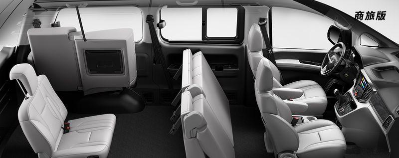 2021款瑞风M4售10.58万起 增车联网/座椅滑动