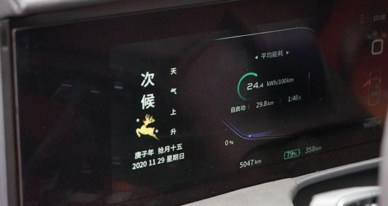 新中式旗舰全尺寸SUV 试驾体验红旗E-HS9