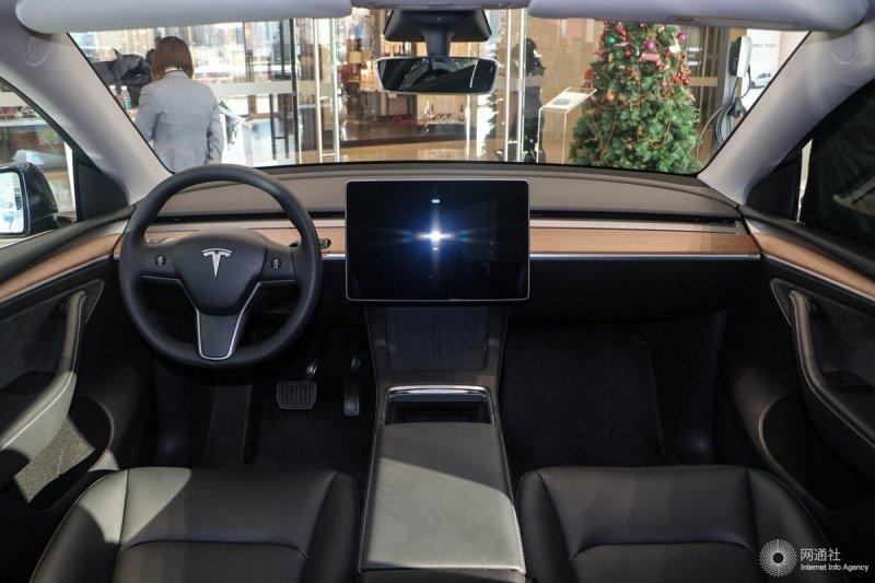 国产Model Y全系上调0.8万元 售价34.79万起