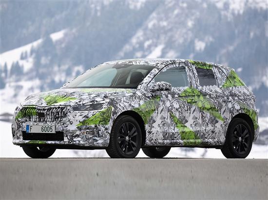 斯柯达发布近期新车规划 全新晶锐5月发布