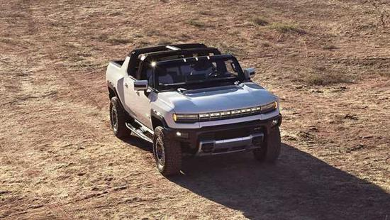 首辆HUMMER EV被买走 出价1637万人民币