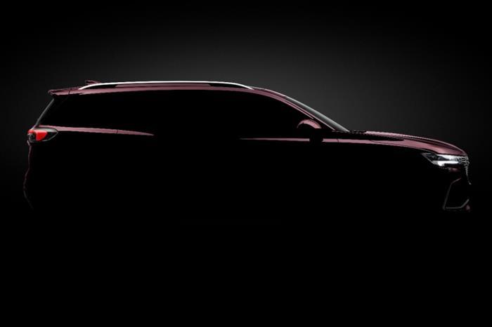 别克发布昂科威Plus 定位中型SUV/4月18日首发